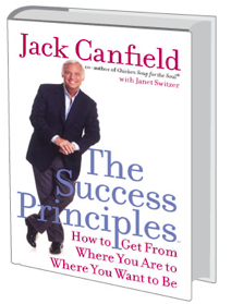 Jack Canfield author of The Success Principles